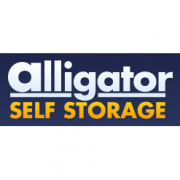 alligator storage logo